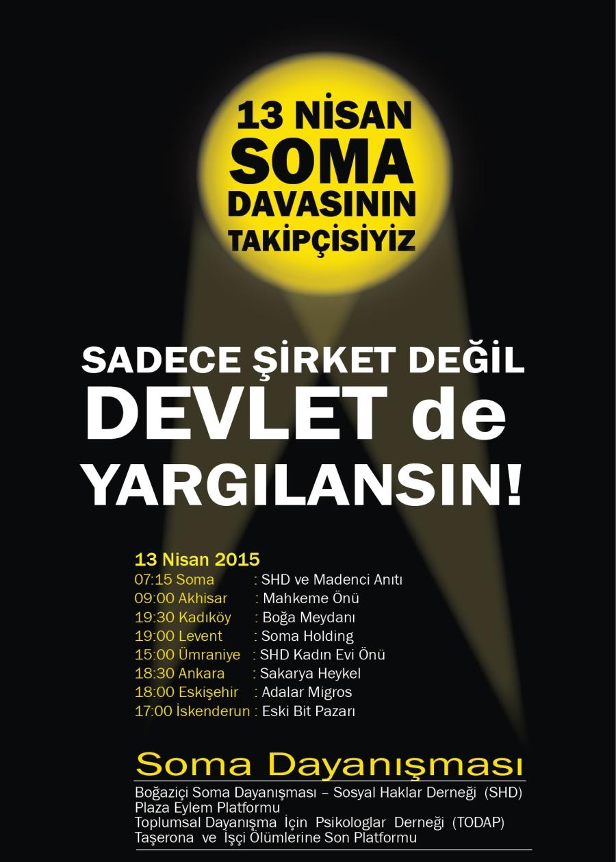 İstanbul Soma Dayanışması
