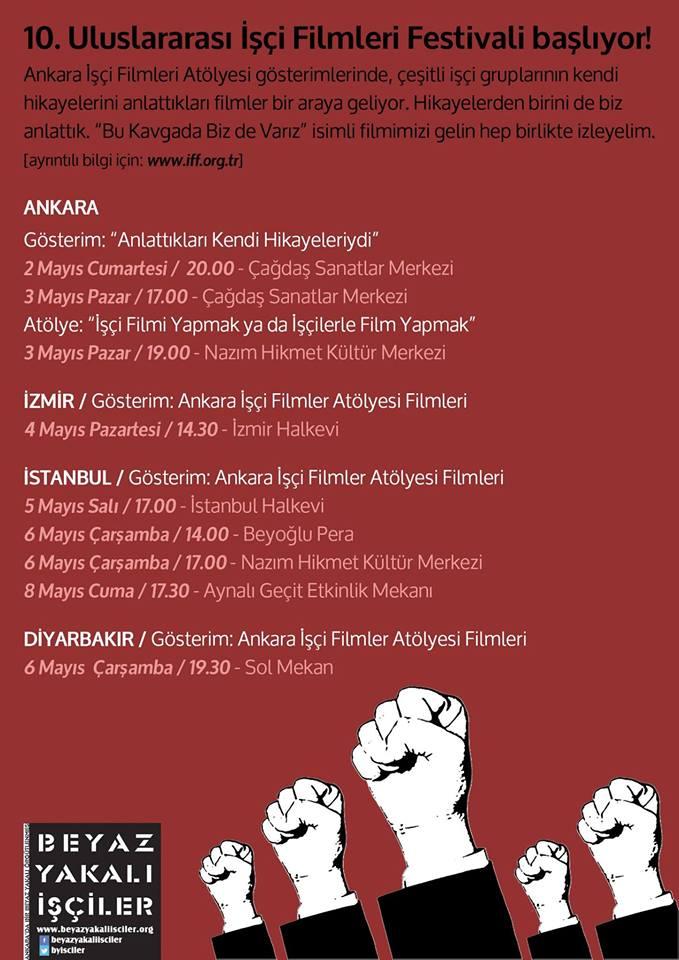 Ankara İşçi Filmleri Atölyesi